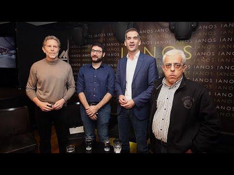 Το debate τεσσάρων υποψηφίων δημάρχων Αθηναίων