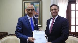 Gobierno recibe título de propiedad acredita al Estado como propietario de Bahía de las Aguilas