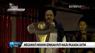 Video Megawati Minta Warga Jatim Menangkan Cucu Bung Karno MP3, 3GP, MP4, WEBM, AVI, FLV Juni 2018
