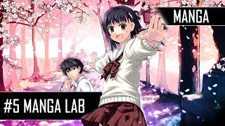 Manga Lab #5 - Prunus Girl