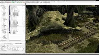 Skywind - Landscaping Time Lapse (Band Egg Mine)