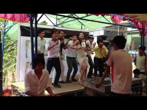 Cô dâu cũng nhảy - Dance - Bạc trắng tình đời Remix [MCB]