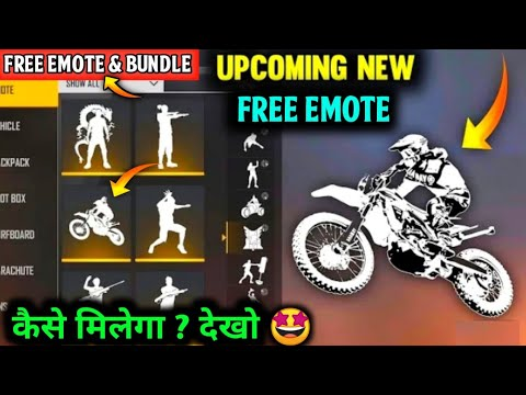 FREE EMOTE FREE FIRE   UPCOMING NEW EMOTE IN FREE FIRE   FREE FIRE NEW UPDATE   FIFA NEW UPDATE