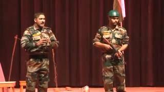 Kya Dilli Kya Lahore Stage Play DTU Part 1