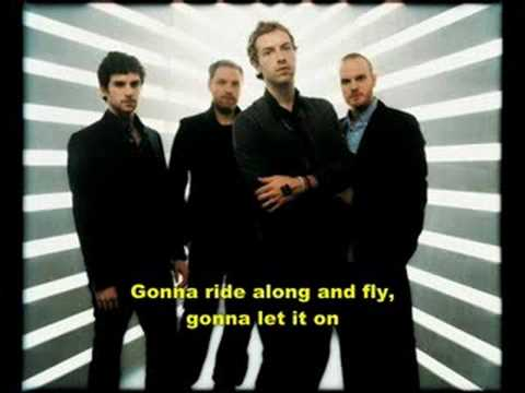 Coldplay - Marianne lyrics