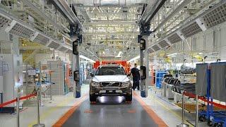 Daqing China  city photos gallery : Volvo factory in Daqing China