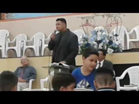 Igreja assembléia De Deus em ipaporanga