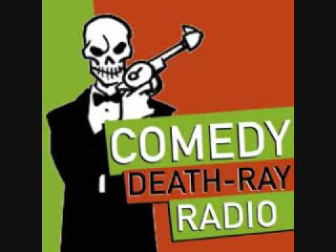 Comedy Death Ray Radio - Bjork