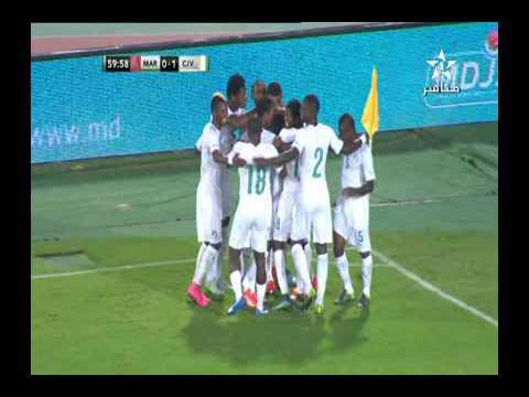 Maroc Vs Côte D'ivoire 0 – 1