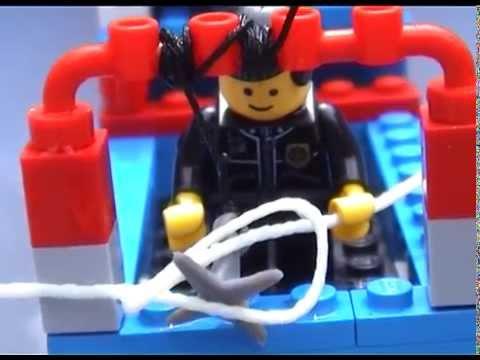 Lego Jaws 2