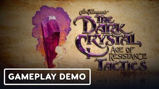 The Dark Crystal: Age of Resistance Tactics Looks Like Jim Henson's Fire Emblem - Gamescom 2019 by IGN