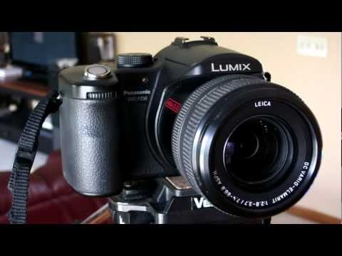 Features Review of Panasonic LUMIX DMC-FZ30 Digital Camera