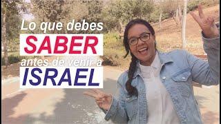 Video Lo que deben saber antes de ir a Israel MP3, 3GP, MP4, WEBM, AVI, FLV September 2019