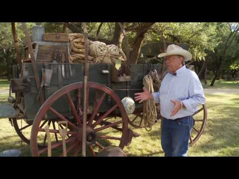 Chuck Wagon Cooking on the Chisholm Trail