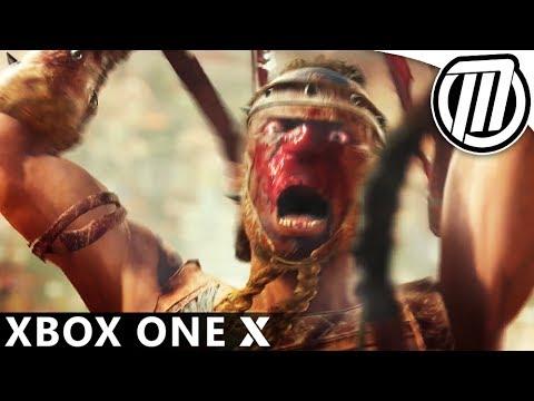 Assassin's Creed Origins: GLADIATOR ARENA & BOSS GAMEPLAY | Xbox One X 4K