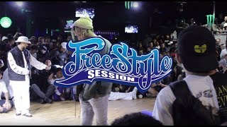 Greenteck vs Slim Boogie – Freestyle Session 2017 Popping Final