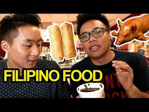 food - Watch FILIPINO TALK w/ AJ Rafael: https://www.youtube.com/watch?v=6xjhdSrgCPI Buy the BOBALIFE, ASIANS EAT & T.O.Y.S shirt: http://shop.akufuncture.com Use: FUNGBROTHERS for 10% off! LIKE:...