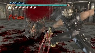Video Ninja Gaiden 2 (360) Master Ninja Madness! MP3, 3GP, MP4, WEBM, AVI, FLV Februari 2019