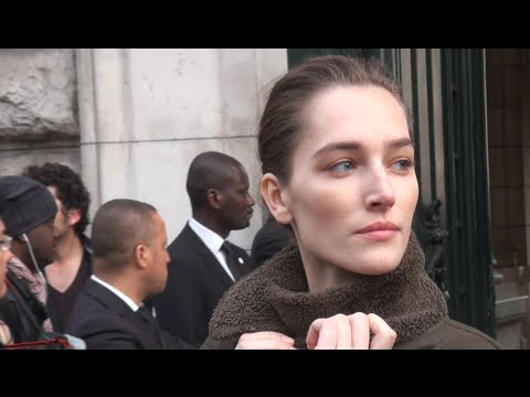 Fashion Week Paris 2015 2016 EXIT HERMES