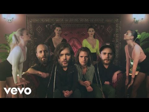 WATCH: Brand new Kongos