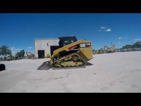 CATERPILLAR CHARGEURS TOUT TERRAIN 279D equipment video QLNENfrRkvA