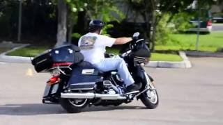 8. Mad Skills on the 2012 Road Glide Ultra