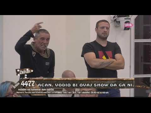 Zadruga 2 - Miljana i Zlata se posvađale - 21.09.2018.