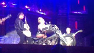 Lady Gaga - Yoü And I (HD) Bucharest, Romania.16 August 2012 BTWB
