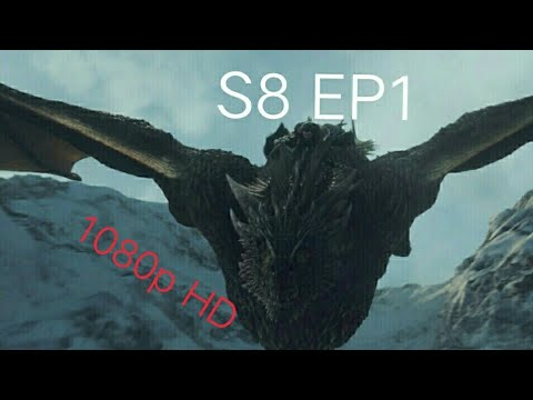 Game of thrones Season 8 Episode 1 1080p Pirated Download