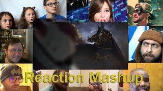 BATMAN NINJA Official Trailer 2018 REACTION MASHUP