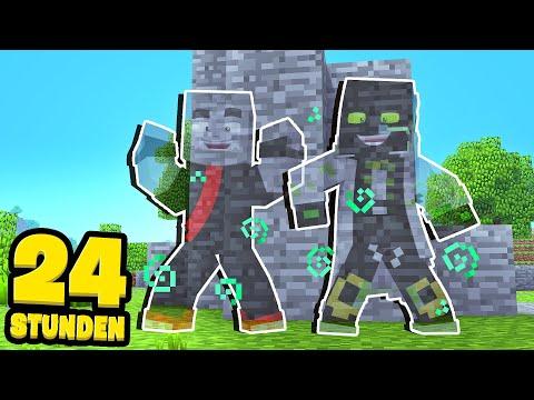 24 STUNDEN UNSICHTBAR?! - Minecraft [Deutsch/HD]
