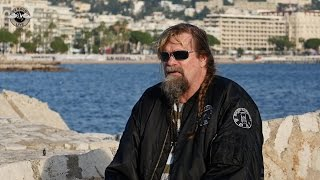 Chris Holmes - Interview - Cannes 2015