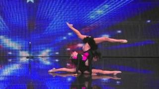 Australia's Got Talent 2013 | Auditions | The Rybka Twins Bend Their Bodies