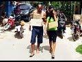 Heboh Warga Tangerang Banten Gerebek Pasangan Mesum.,Kasian Si CEWE DITELANJANGI Massa