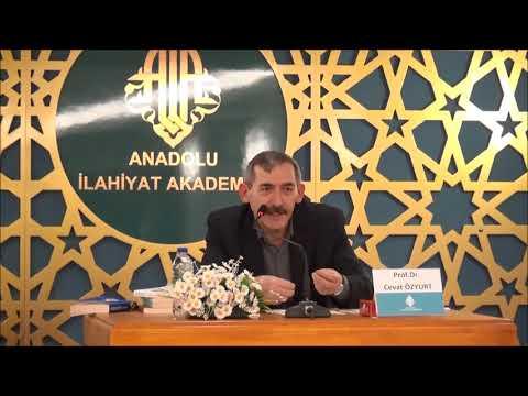 Prof. Dr. Cevat ÖZYURT - Ahmet Yesevi'ye Sosyolojik Bakış: Göçebe ve Yarı Göçebe Tolplumlarda Din