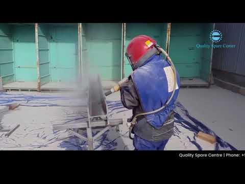 Used of Sandblasting | Quality Spare Centre