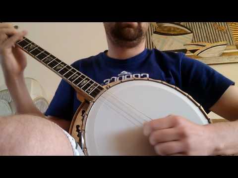 Cailleach an airgid (Irish Banjo)
