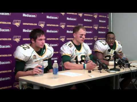 Brock Jensen Interview 9/29/2012 video.