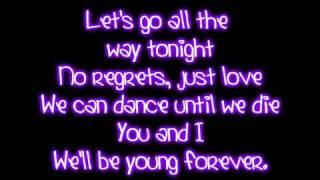 Katy Perry Lyrics YouTube video