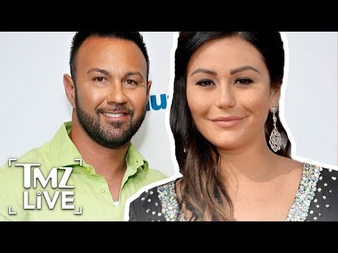 JWoww Gets Estranged Husband Booted From Home | TMZ Live