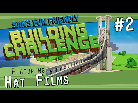 friendly - Fun Friendly Building Challenge. I'm joined by the fantastic Hat Films trio, Trott, Ross and Smithy as they continue their epic build. Hat Film's Channel: https://www.youtube.com/user/HaatFilms...