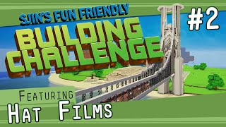 Sjin's Fun Friendly Building Challenge S3 - Thad