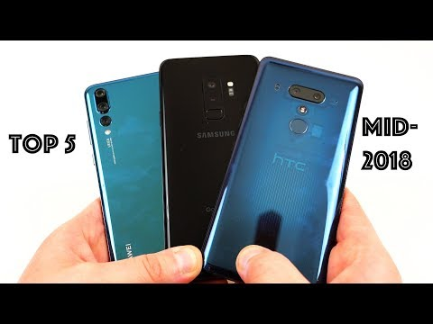 Best Android Phones July 2018-Mid-Year Awards