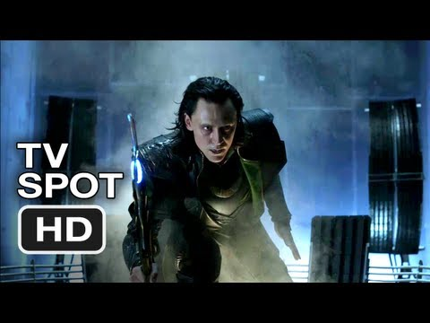 The Avengers TV Spot #3 - Head Count - Marvel Movie (2012) HD Video