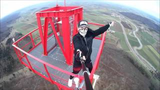 Nordlingen Germany  City pictures : Climbing a 174m Radio Tower in Nördlingen, Germany | Lele Matthew