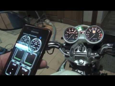 Menghubungkan Ecu Yamaha Vixion Ke Android Dengan