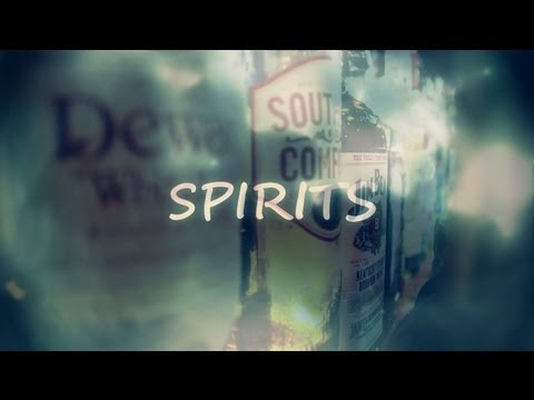 Spirits, a film about the consumption of, loss of and protection of spirits.