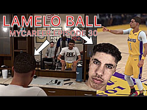 New hairstyle - NBA 2K18 MyCAREER LaMelo Ball EPISODE 30 - NEW HAIR CUT!!! + GREENING EVERYTHING!!
