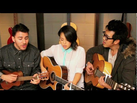 "The Lumineers  ""Ho Hey"" Cover by Kina Grannis"