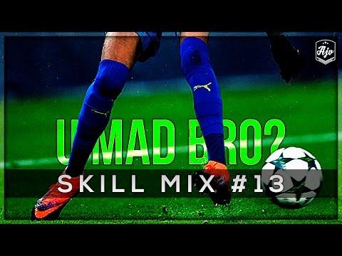Insane Football Skills 2017  Skill Mix #13  HD   1080p